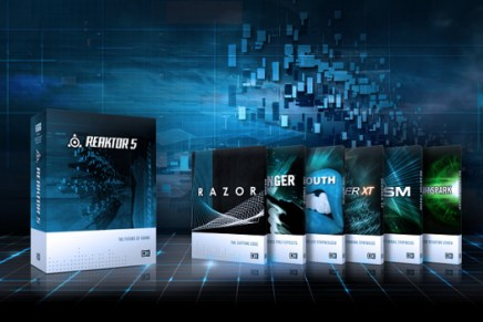 Freedom Of Sound – NI Reaktor and Reaktor Instruments Sale