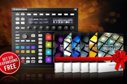 Free Expansion Packs with Maschine and Maschine Mikro