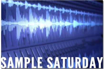 New Sounds and Samples on Sample Saturday #168