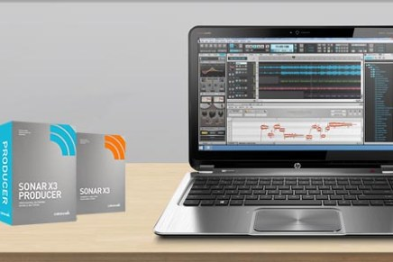 Cakewalk Sonar X3 Available Now