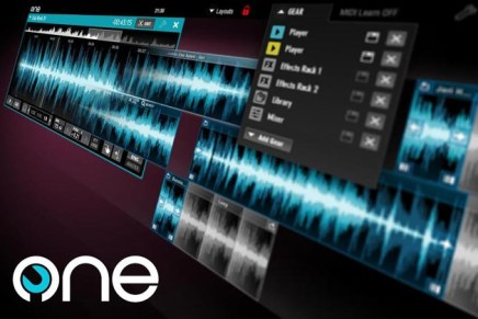 Audio Artery One DJ version 1.2 Update Available