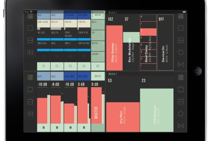 Conductr –  iPad controller for Ableton Live