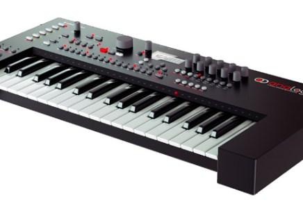 Elektron Analog Keys available from december 5
