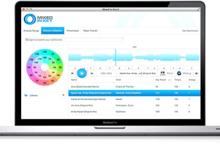 Mixed In Key introduces version 6.0 of the key detection software