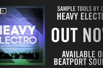 CR2 expand their sample pack line with Heavy Electro