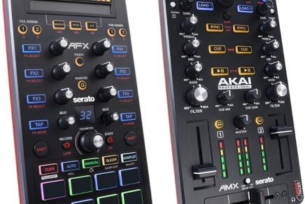 Akai announces the AFX and AMX controllers for Serato DJ