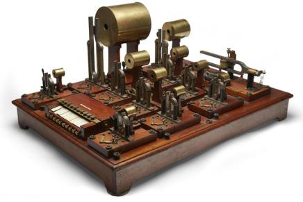 Helmholtz Sound Synthesizer The worlds first synth can be yours!