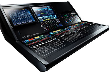 Roland new M-5000 live mixing console