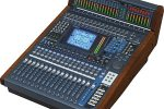 Software Upgrade for the Yamaha  DM 1000 Digital mixer
