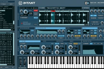 Native Intruments Intakt demo version now available