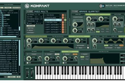 NI updates Kompakt sampler to v1.0.3.