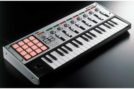 Korg introduces microKONTROL Kreative Control Pack