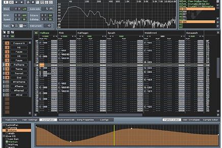 Renoise 1.5 Beta1 is released