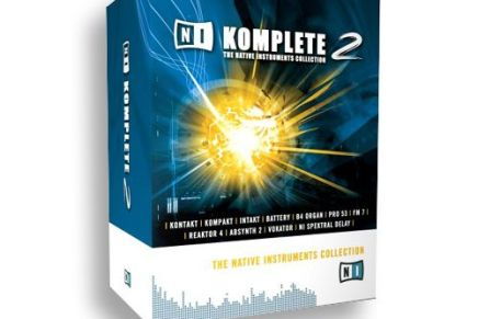 NI KOMPLETE 2 reloaded