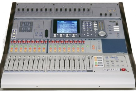 Tascam announces the DM-3200 digital console