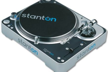 Stanton announces new T-series turntables