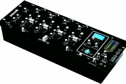 Gemini announces the MM-04 Mixer