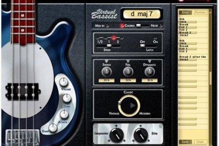 Steinberg ships Virtual Bassist