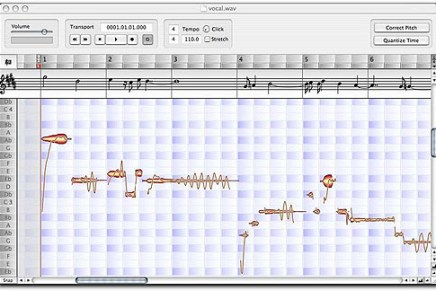 Melodyne Uno updates to version 1.0.1.
