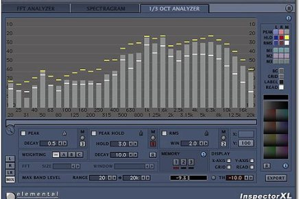 Elemental Audio releases Inspector XL