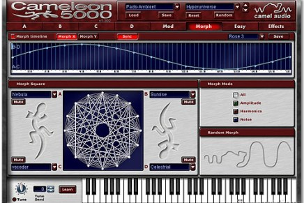 Camel Audio updates Cameleon 5000 to v.1.6.