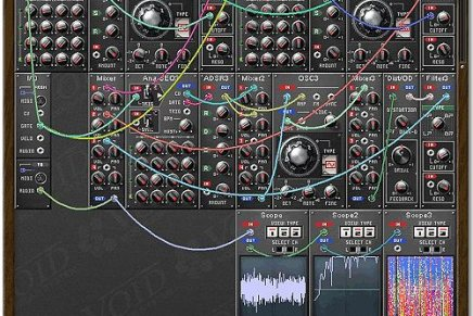 P SOFT releases VOID Modular System 1.6