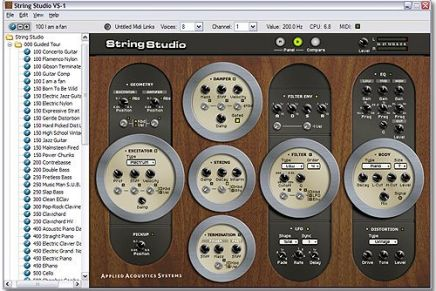 AAS announces String Studio update