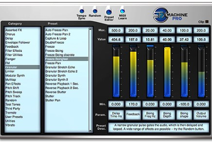 The Sound Guy releases SFX Machine pro