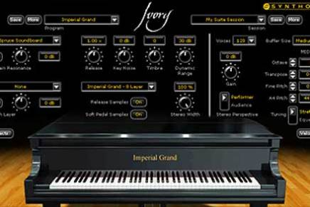 Intel Mac update for Ivory Piano