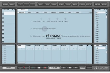 Sonicbytes Phrazor officially released
