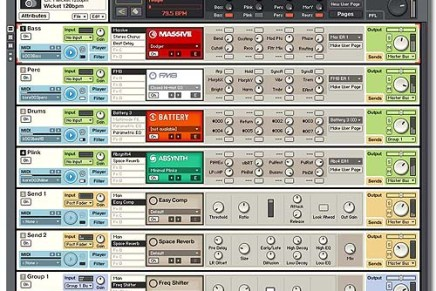 Native Instruments releases KORE 1.1