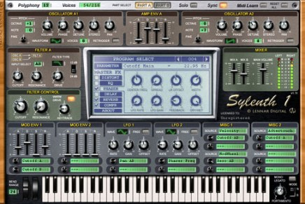 LennarDigital releases version 1.11 Of Sylenth1 VSTi Synthesizer