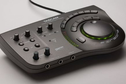 TASCAM launches FireOne – FireWire Audio Interface
