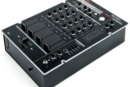 Vestax announces the PMC-280Pro DJ Mixer