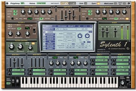 LennarDigital releases Sylenth1 VSTi Synthesizer 1.20
