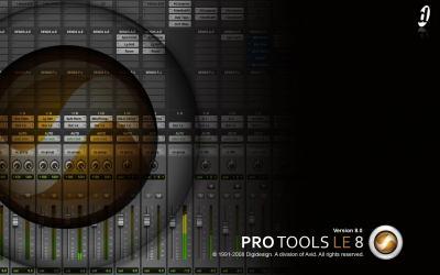 Pro Tools 8 Wallpaper - Gearslutz Pro Audio Community