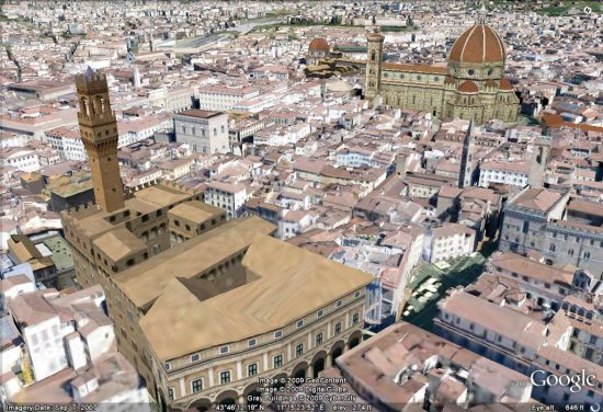 Florence in 3D