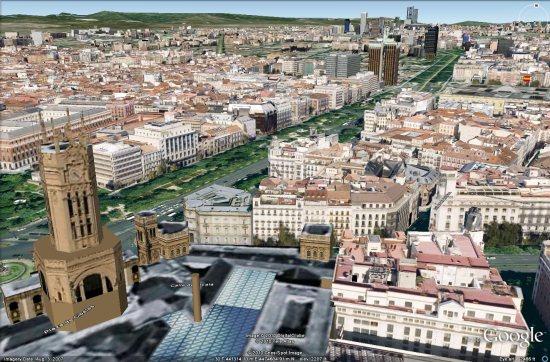 Madrid in 3D