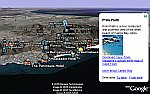 Cape Town Magazine Travel Guide in Google Earth