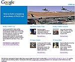 Google X PRIZE Cup Web Page