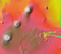 Google Mars in Google Earth