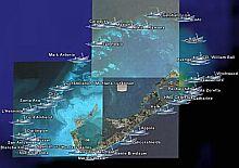 Bermuda Treasure Shipwrecks Map in Google Earth