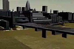 London in 3D in Google Earth