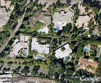 Pool business in Google Earth