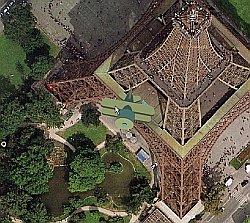 Goggles Google Maps Flightsim in Google Earth