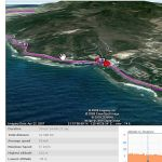 Visualizing GPS Tracks for Trips with GE Plugin