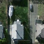 The Boston Marathon Manhunt in Google Earth
