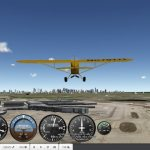 More great updates to the Google Earth Flight Simulator