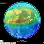 NASA Time Animation of Ionosphere For Google Earth