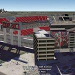 Superbowl XLIII in 3D in Google Earth
